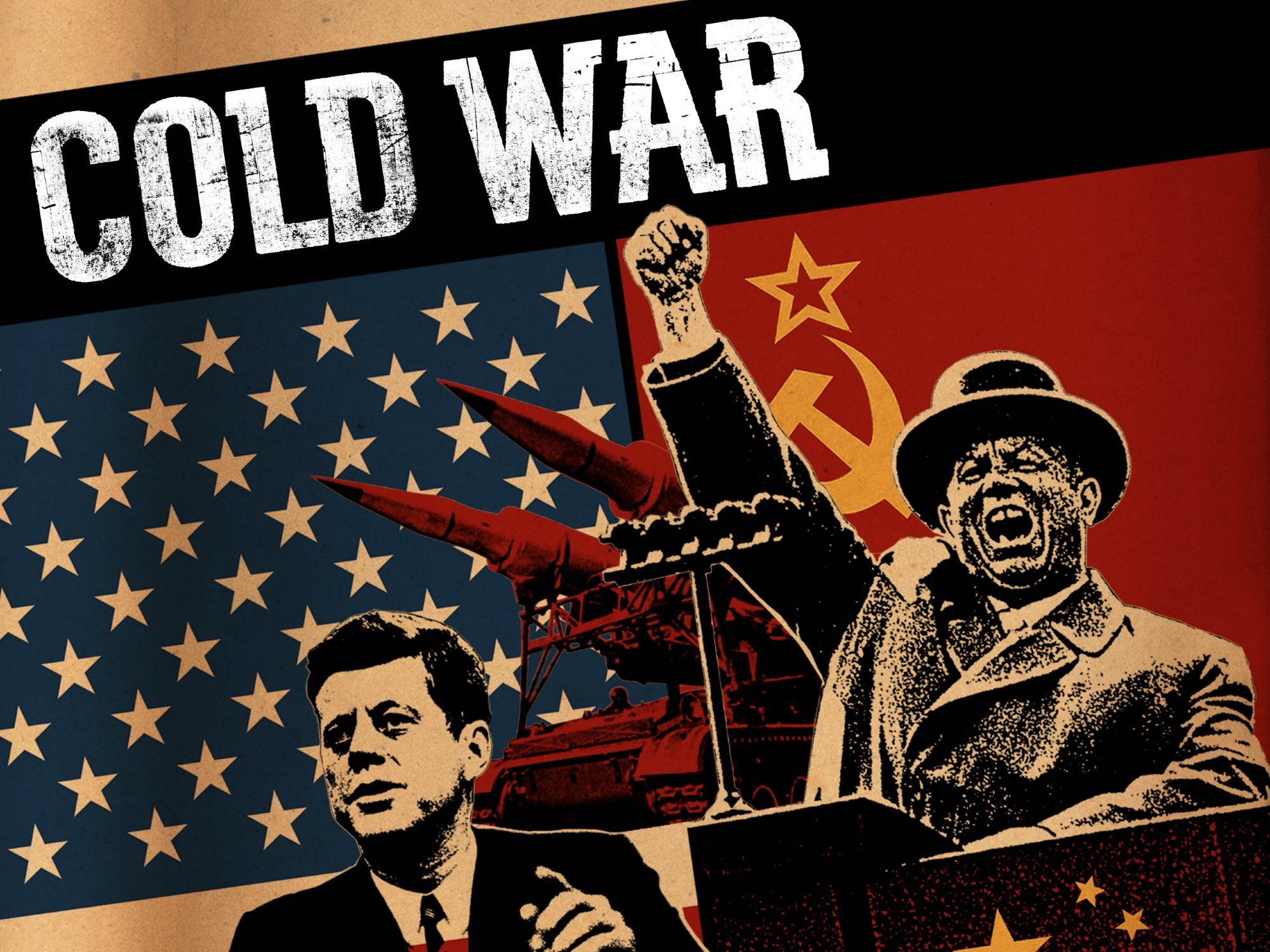 Causes of the Cold War - Illumeably